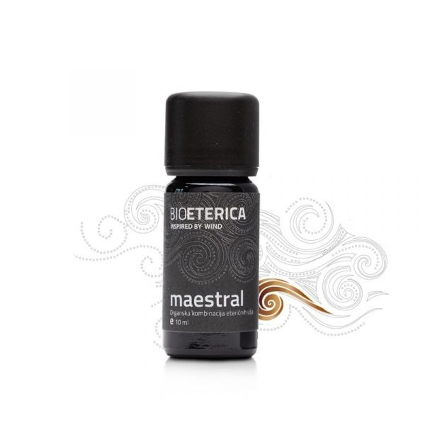 Kombinacija eteričnih ulja Maestral 10 ml