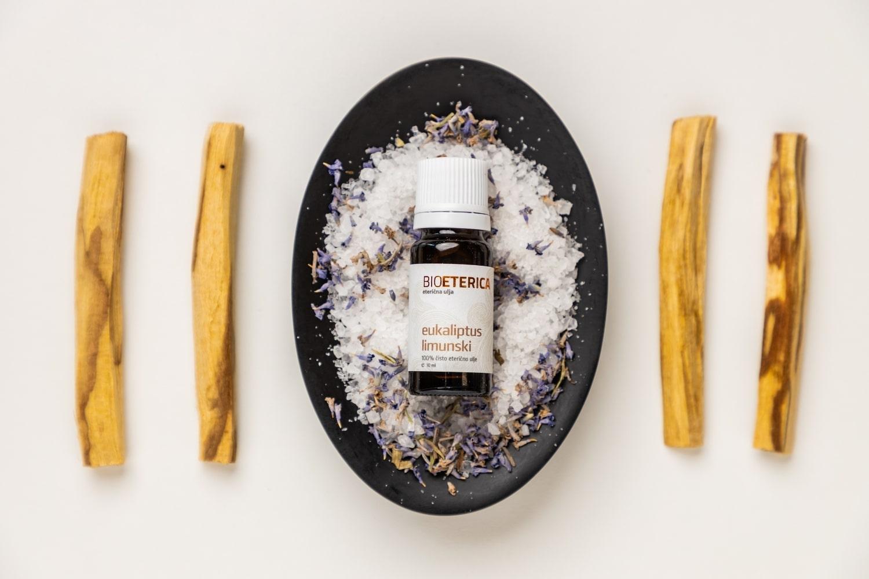 eterično ulje eukaliptus limunski