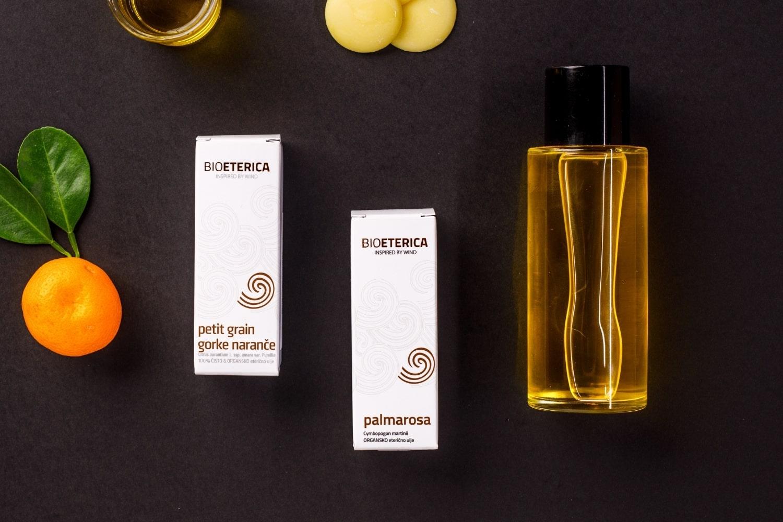 eterično ulje palmarosa